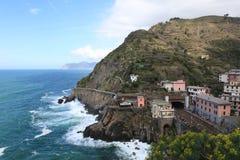 Tuscany wzgórze Fotografia Royalty Free