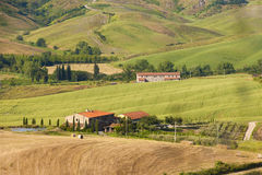 Hills in Tuscany Royalty Free Stock Image