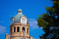 Tuscarawas County Courthouse Royalty Free Stock Image