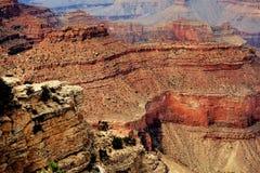 Tusen dollar Canyon-21 Royaltyfria Bilder