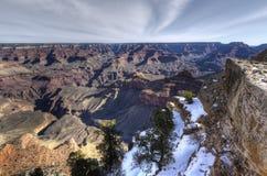 tusen dollar för 10 kanjon Arkivfoto