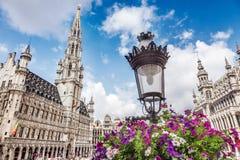Tusen dollar förlägger i Bryssel arkivfoton