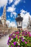 Tusen dollar förlägger i Bryssel royaltyfria foton