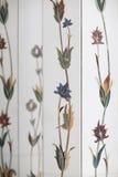 tusen dollar mo för dhabi för abukolonngarnering blom- Royaltyfri Fotografi