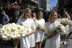 TUSENSKÖNADOFT AV MARC JACOBS Royaltyfria Bilder