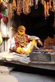 Tulsi Baba Sadhu Stock Photo