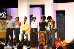 Tusker Project Fame contestants Royalty Free Stock Image