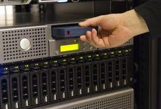 Tussenvoegsel Reserveband Stock Fotografie