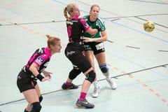 TuSsies Metzingen - LC St. Gallen Zdjęcie Stock