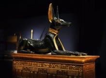 Tutanchamon skatt Royaltyfri Bild