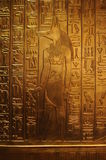 Tutanchamon treasure Royalty Free Stock Images
