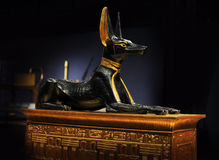 Tutanchamonschat royalty-vrije stock afbeelding