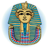 Tutankhamen Stock Photography