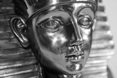 Tutankhamen face Royalty Free Stock Photos