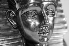 Tutankhamen Gesicht Lizenzfreie Stockfotos