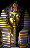 Tutankhamens golden mask Royalty Free Stock Photo
