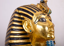 Tutankhamon immagine stock