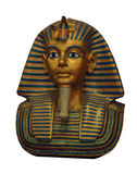 Tutankhamun国王 库存照片