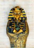 Tutankhamun stock afbeelding