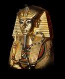 Tutankhamun Oud Egypte Royalty-vrije Stock Afbeeldingen