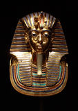 Tutankhamun's Burial Mask Stock Images