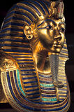 Tutankhamun's burial mask stock photo