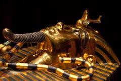 Tutankhamun's mask Stock Image