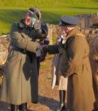 Tutbury城堡 免版税库存图片