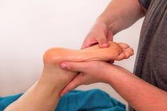 Tuten Sie Massagebadekurort Lizenzfreies Stockbild