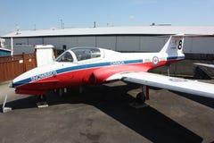 Tutor Canadairs CT-114 lizenzfreies stockfoto