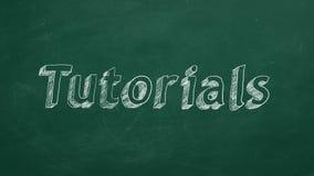 tutorials royalty illustrazione gratis