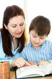 Tutoring Stock Photo