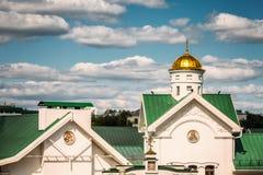 Tutta la chiesa dei san fotografie stock libere da diritti
