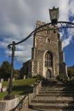 Tutta la chiesa dei san Fotografia Stock