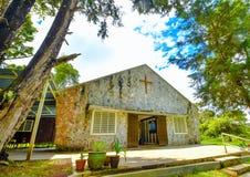 Tutta la chiesa del ` di anima, Cameron Highlands, Malesia Immagini Stock Libere da Diritti