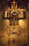 Tutta la chiesa di trinità della cappella dei san New York City Fotografie Stock Libere da Diritti