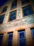 Tutte le finestre graziose immagini stock