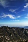 Tutte le montagne in una singola occhiata Immagine Stock Libera da Diritti