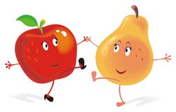 Tutti-frutti Imagem de Stock