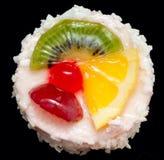 Tutti frutti cake Royalty Free Stock Image