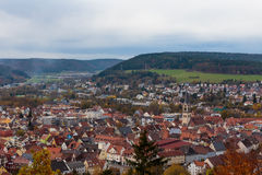 Tuttlingen Royalty Free Stock Photography