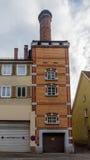 Tuttlingen Historische Huizen Stock Afbeeldingen