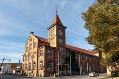 Tuttlingen historiska hus Fotografering för Bildbyråer