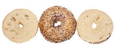 Tutto bagel Immagine Stock Libera da Diritti