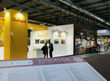 Tuttofood Milano World Food Exhibition 2013 Stock Images