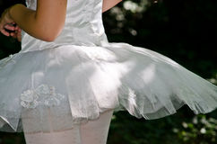 Tutu ballet Royalty Free Stock Photo