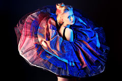 Tutu ballet Stock Images