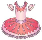 tutu Ballettkleid lizenzfreie abbildung