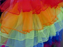 Tutu Colourful Immagine Stock Libera da Diritti