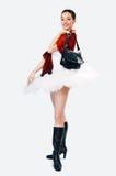 tutu för 5 flicka Royaltyfria Bilder